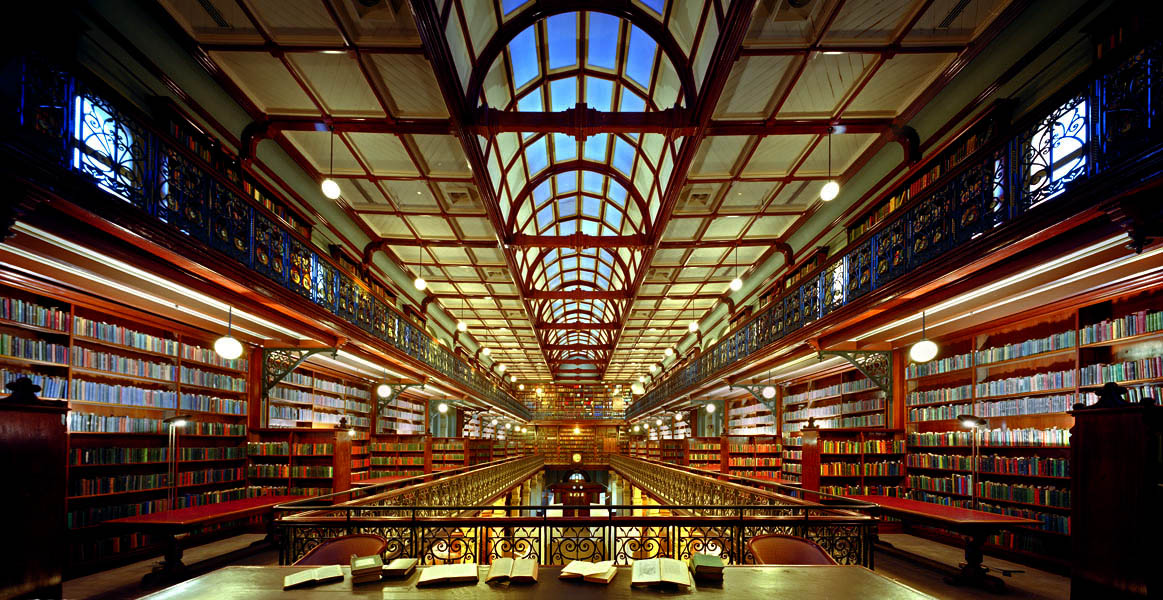 Mortlock Wing, State Library of SA