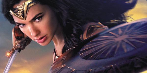 Wonder Woman Movie Image