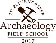 Pittencrieff Archaeology Field School Logo