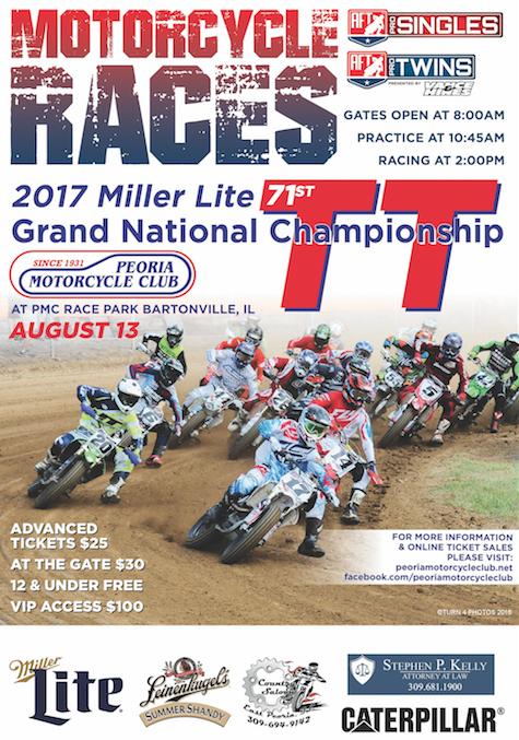 National Championship Flat Track Races