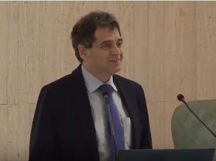 Foto del ponente, Carmelo J. León González