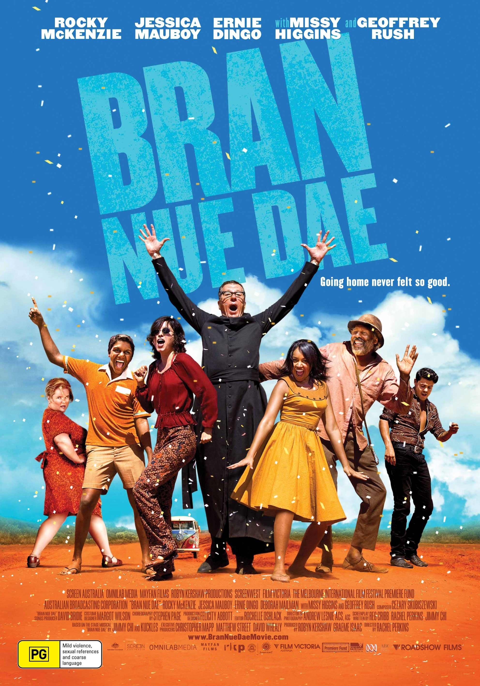 Bran Nue Day Movie Cover