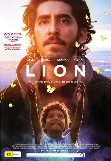 Lion Movie Cover
