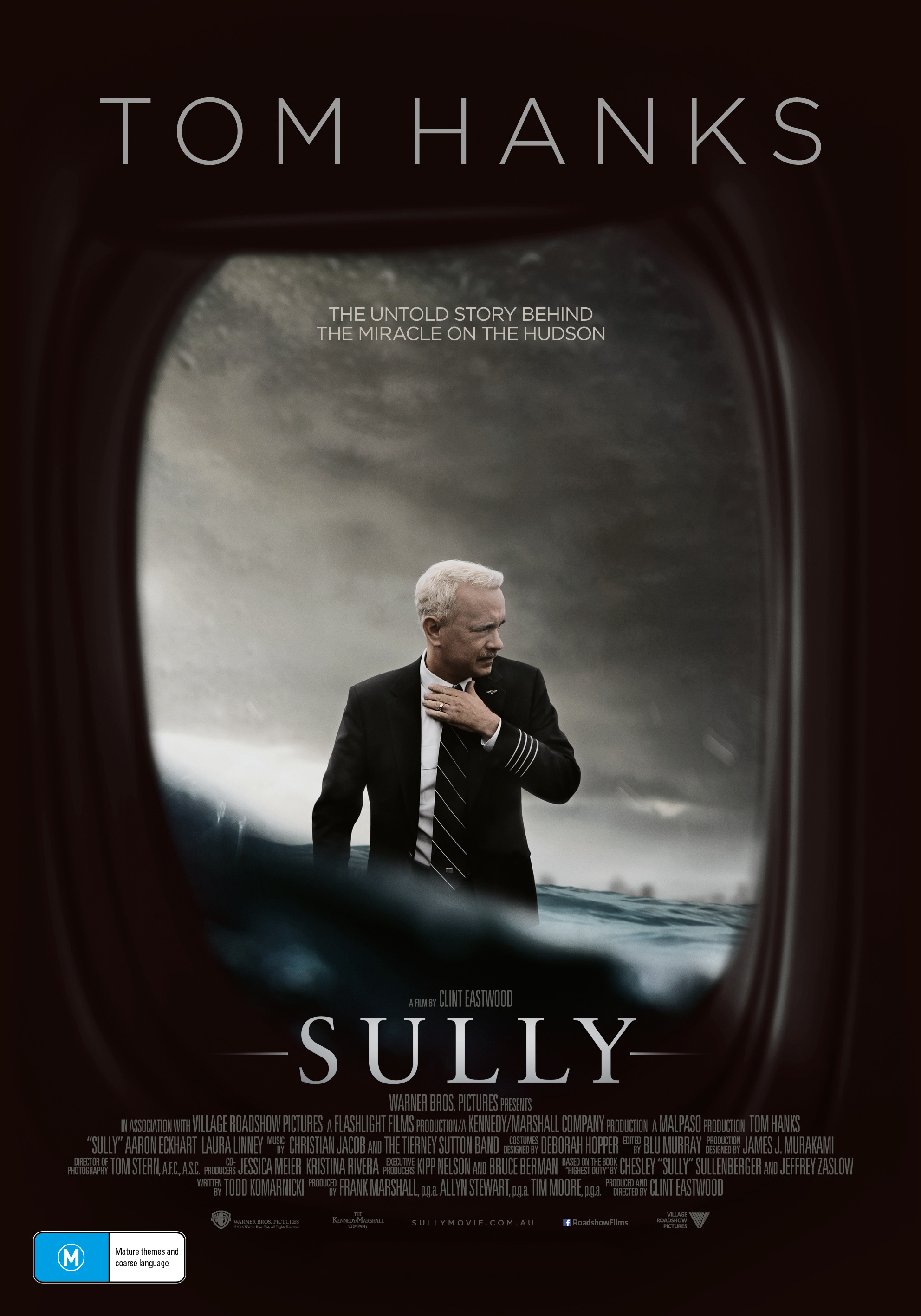 Sully Movie Cover