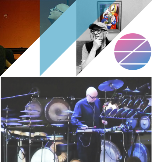 zenfinite collage