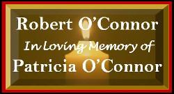 Patricia O'Connor In Loving Memory Logo