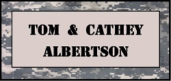 Tom and Cathey Albertson