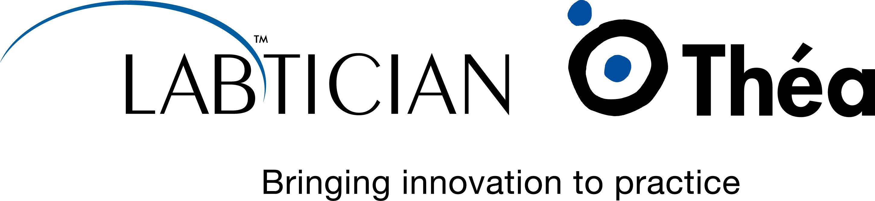 Labtician Thea logo