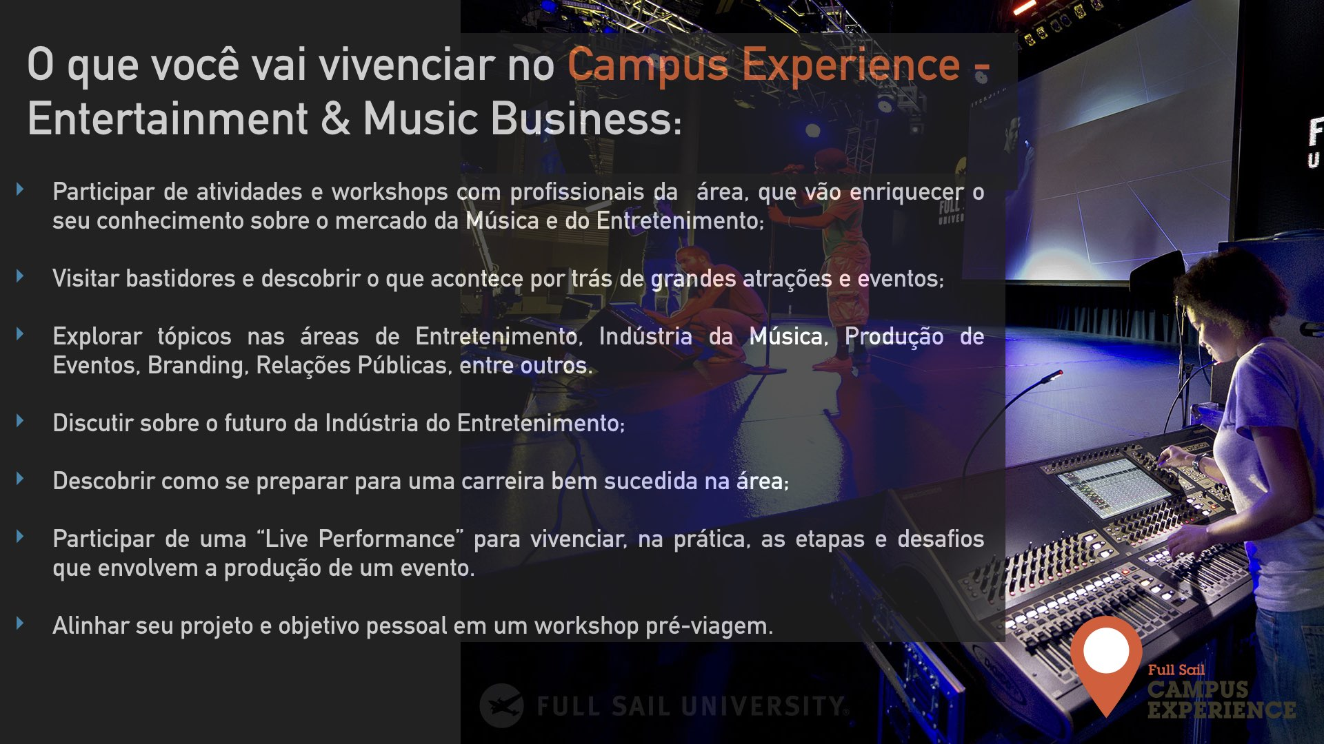 CAMPUS EXPERIENCE ENTERTAINMENT 8