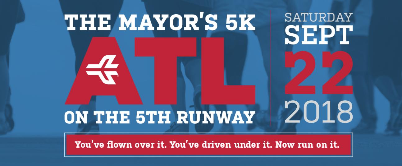 ATL Mayor's 5k 2018