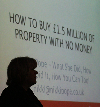 Nikki Pope - £1.5m In 1 Deal