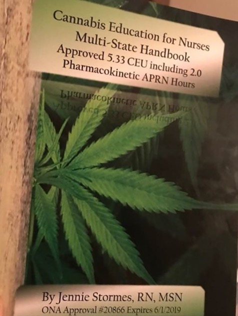 Cannabis Education for Nurses Workbook 1st Edition