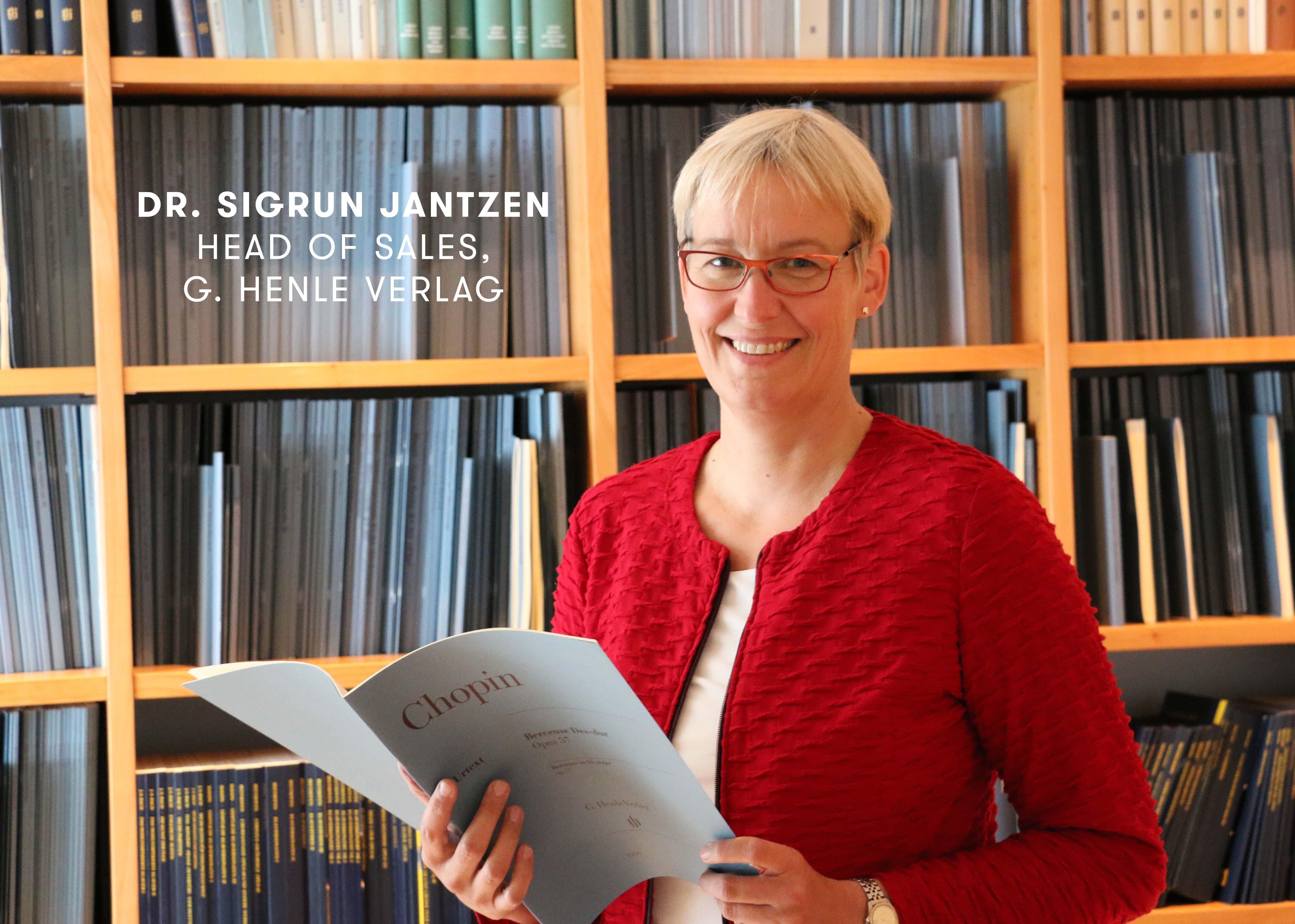 Dr Sigrun Jantzen