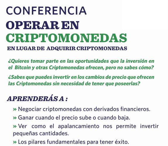 Si quieres tomar parte en las oportunidades que la inversion en el Bitcoin y otras criptomonedas y ademas invertir en los cambios de precio que ofrecen