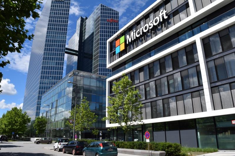 Microsoft-Zentrale