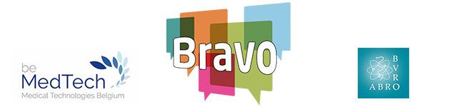 Logo beMedTech Bravo abro bvro