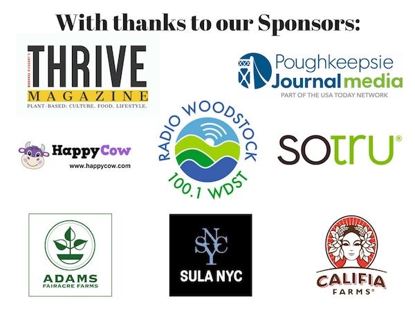 HV Vegfest sponsors all logos