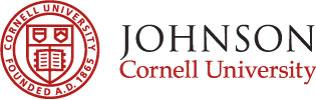 Samuel Curtis Johnson Graduate School of Management Cornell ...
