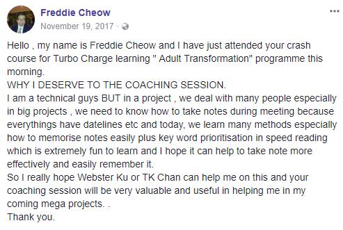 Freddie testimony