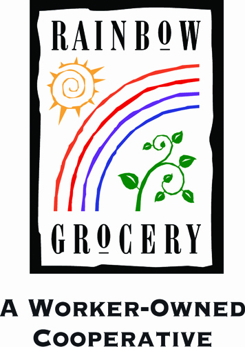 Rainbow Grocery logo