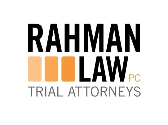 Rahman Law logo