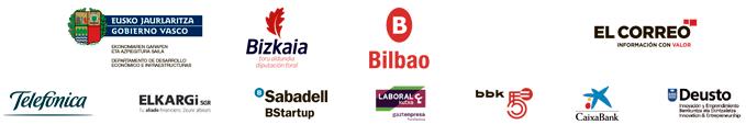 logos patrocinadores b-venture 2019