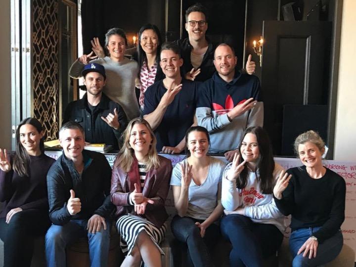 Sydney participants