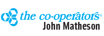 Logo for Cooperators - John Matheson