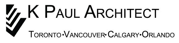 K Paul Architect Logo