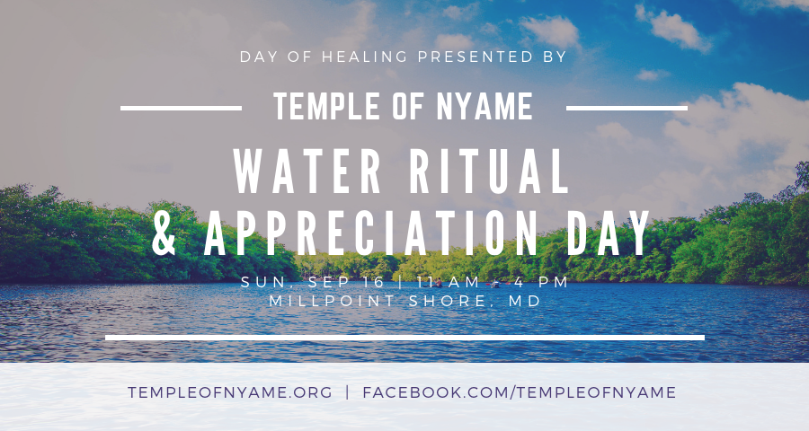 Water Ritual Banner
