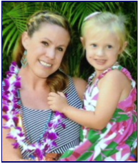 Role Model for daughter & community Chair, Friends of Raise  The Raise Foundation Volunteer