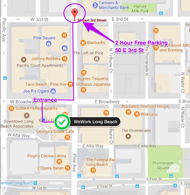 Wework Long Beach Pechakucha Event Tickets Thu May 31