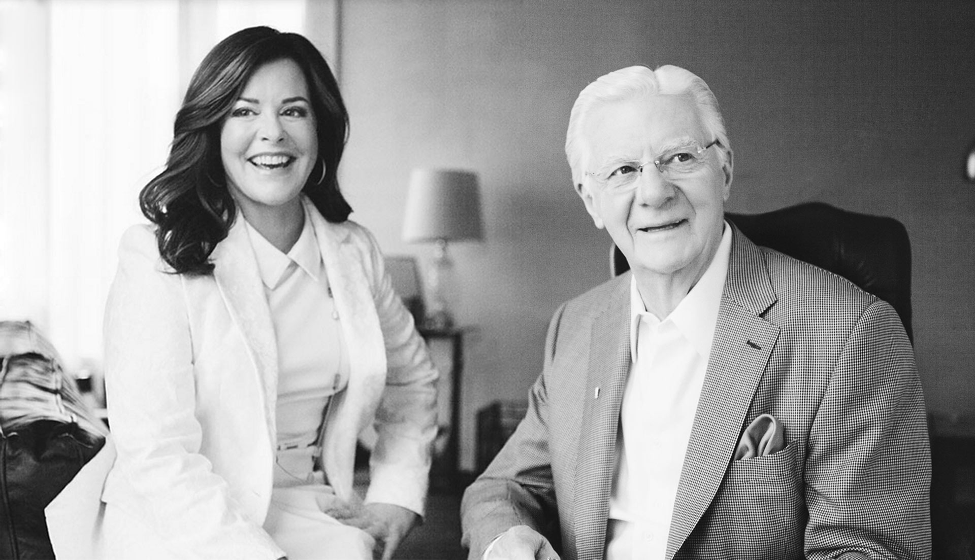 Sandy Gallagher & Bob Proctor