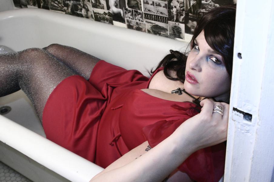 Kitty Stryker Red