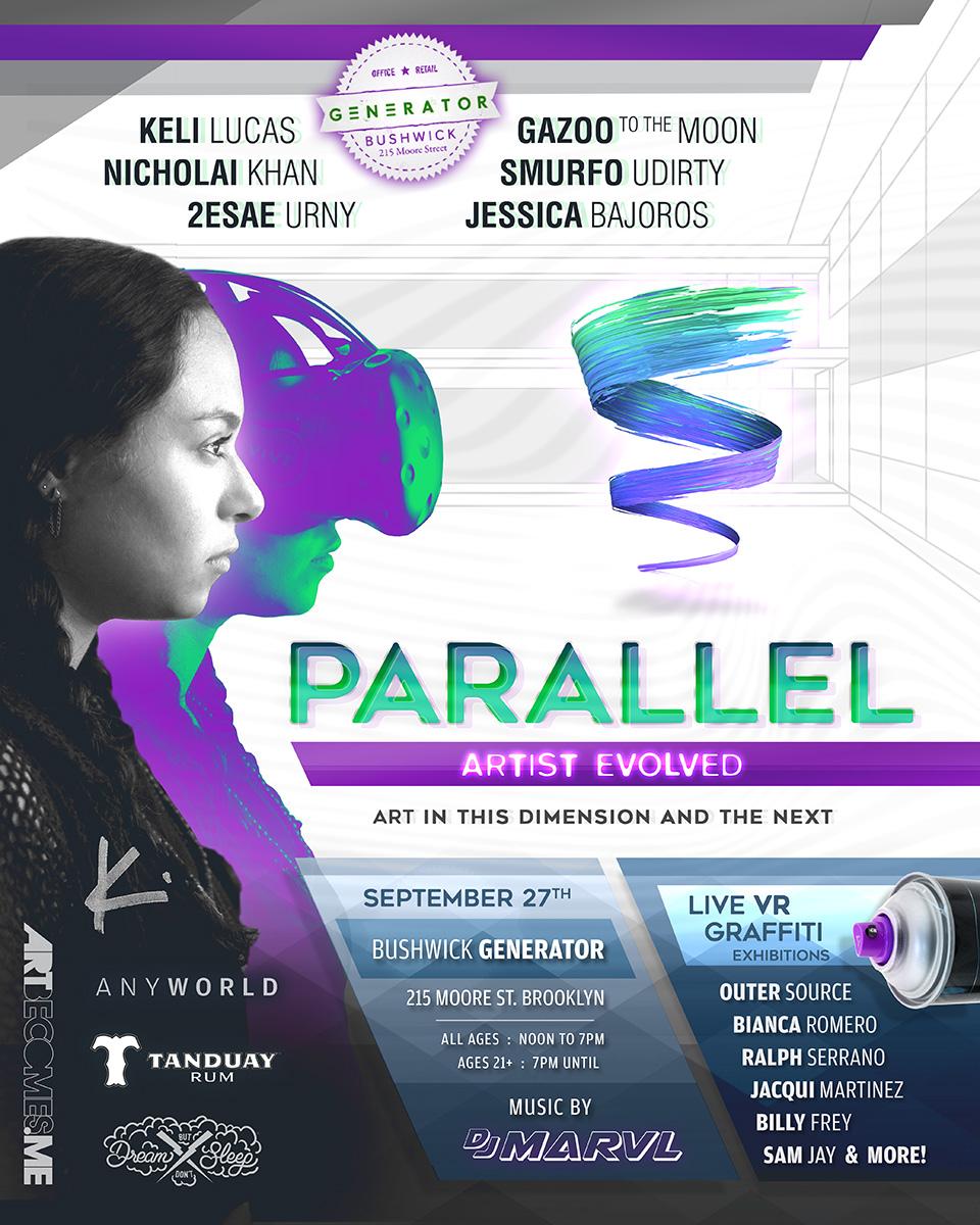 Parallel - Artist Evolved