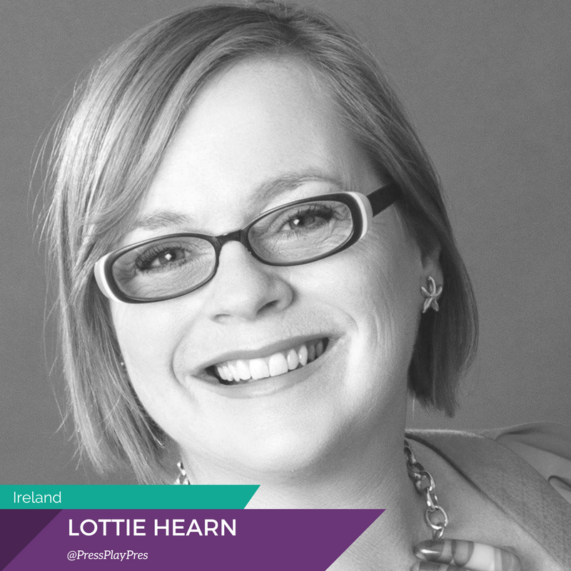Ladies Go LIVE - #LadiesGoLIVE Summit 2017 - Lottie Hearn
