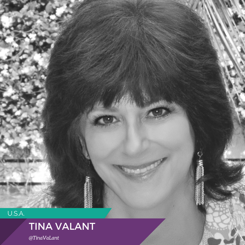 Ladies Go LIVE - #LadiesGoLIVE Summit 2017 - Tina Valant