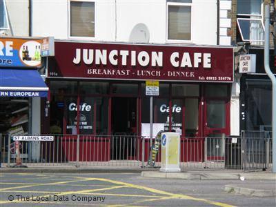 Junction Cafe - Watford