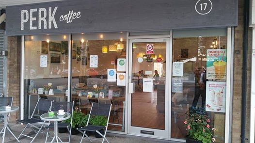 Perk Coffee Shop