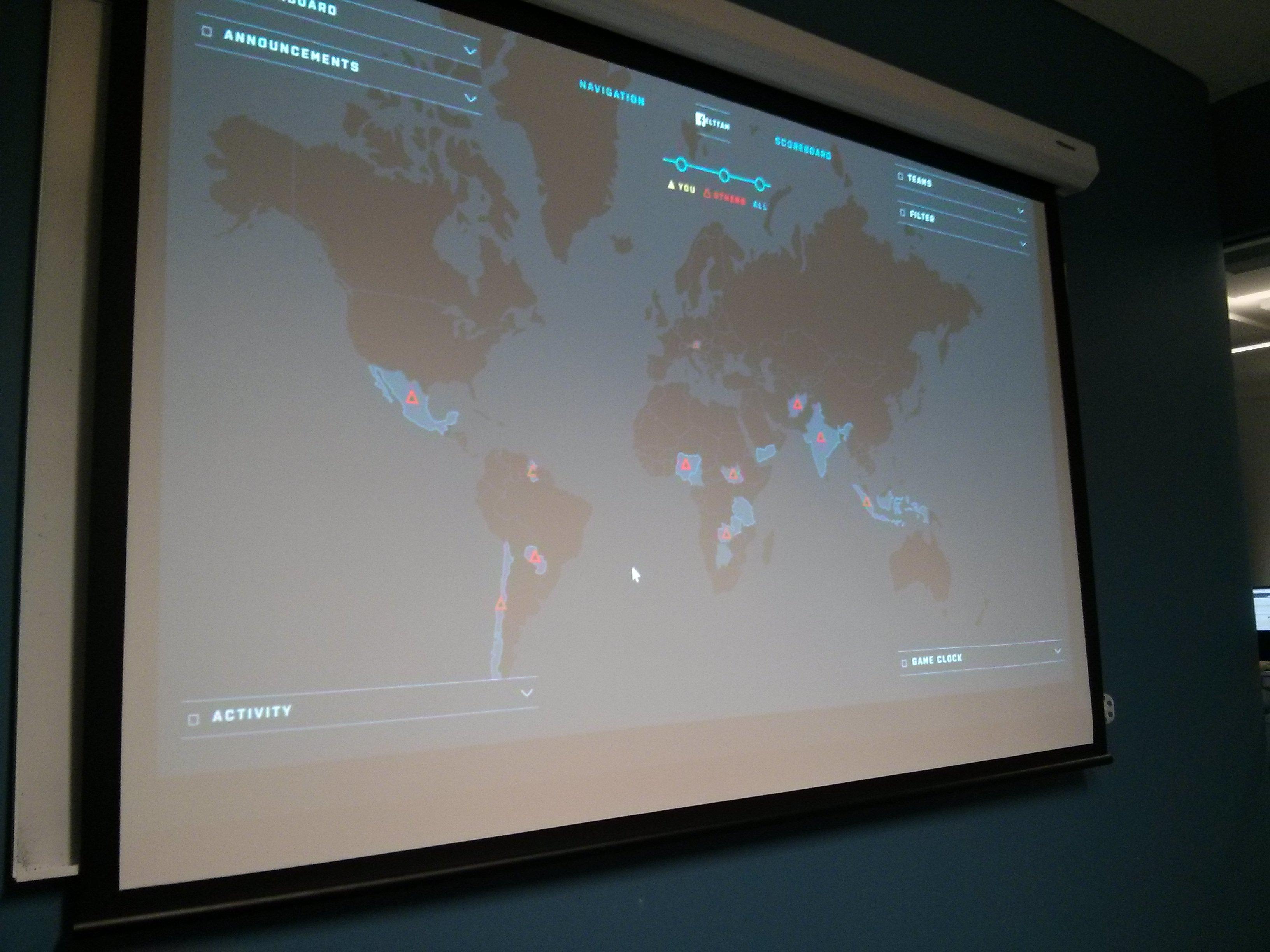 Hacking game - CTF