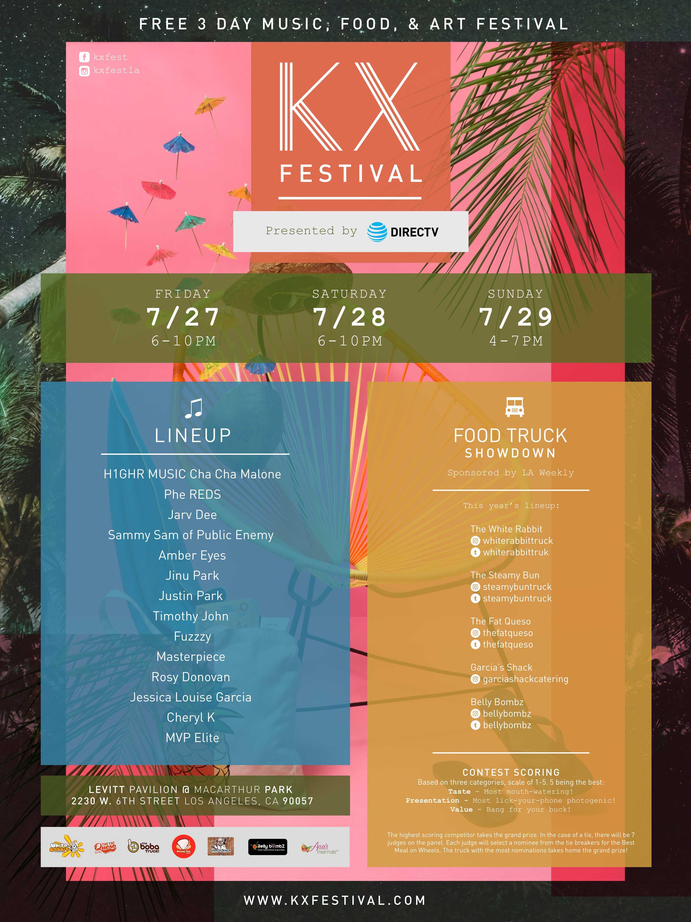 KX Festival