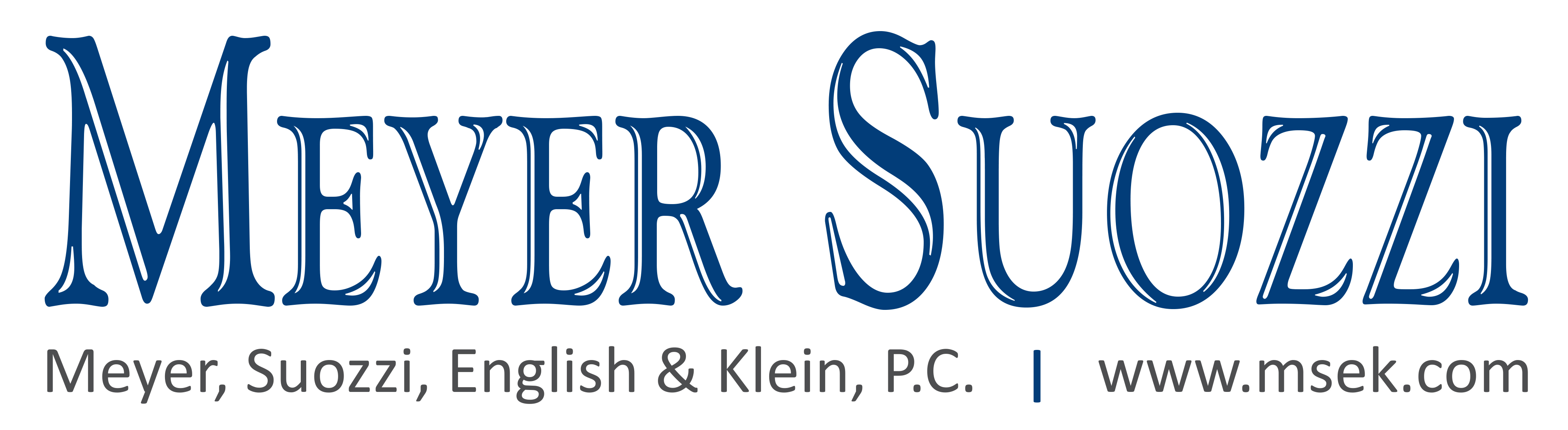 Meyer Suozzi logo