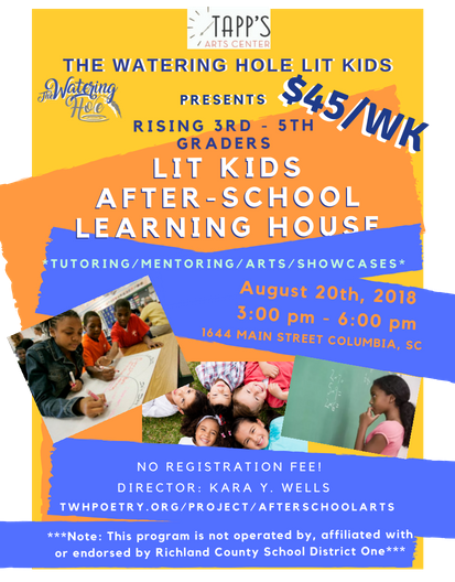 Lit Kids After School Learning House 1st Week Tuition Tickets Mon