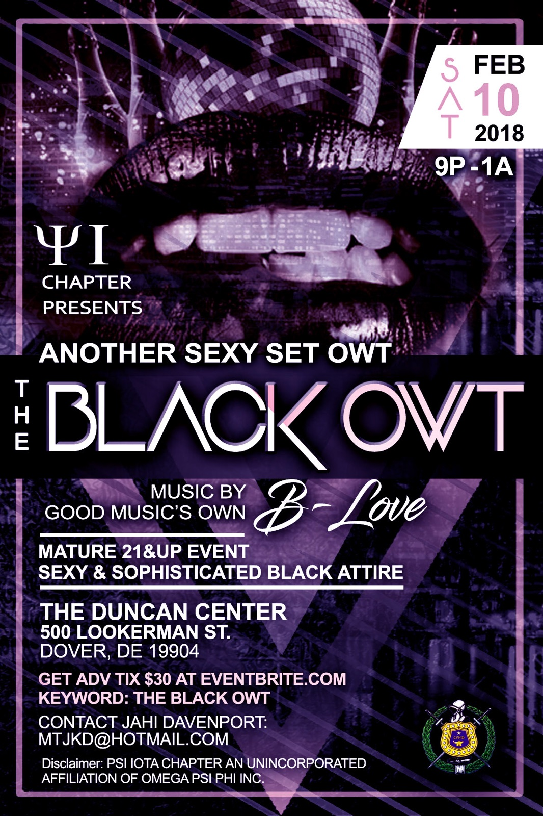 The Black OWT