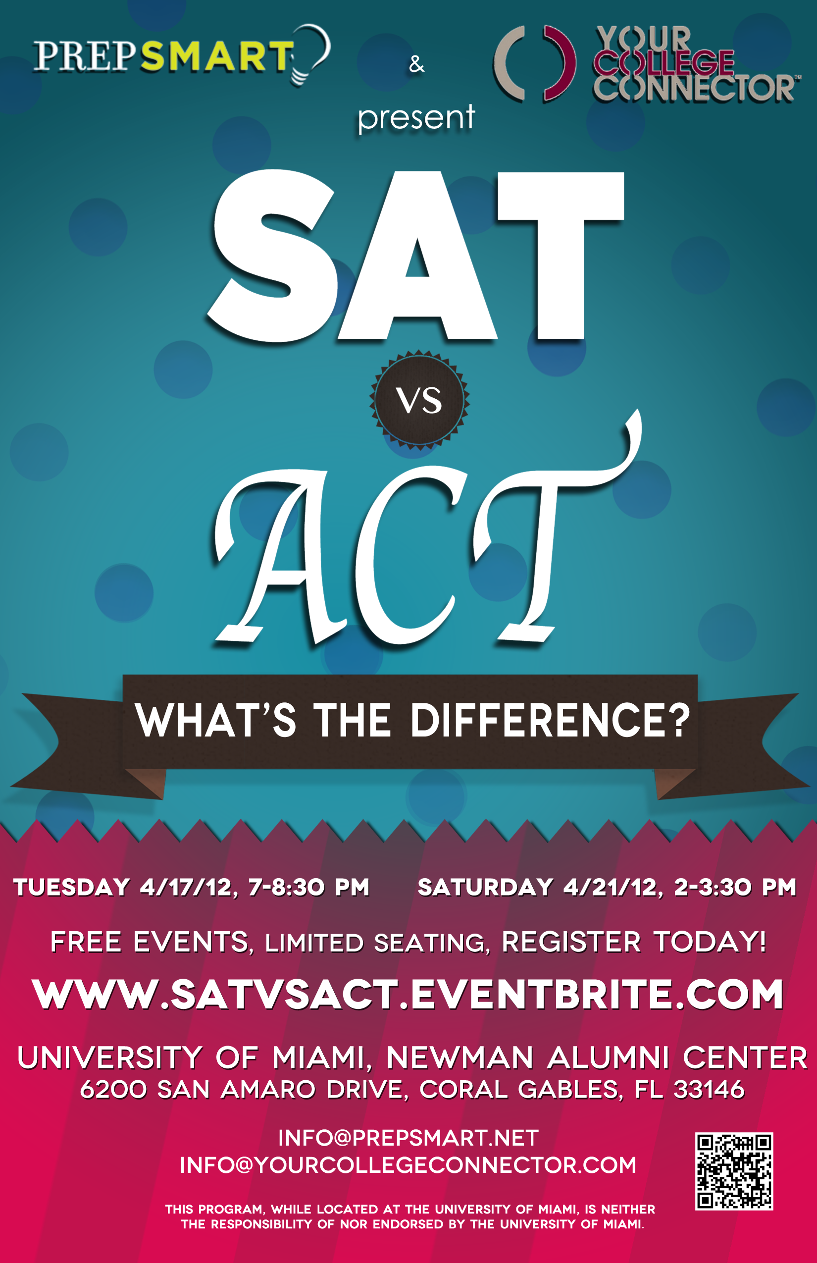 SAT vs ACT: What's the Difference?