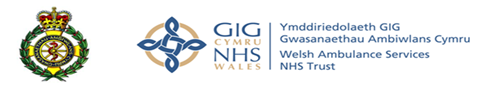 Welsh Ambulance Service NHS Trust Logo