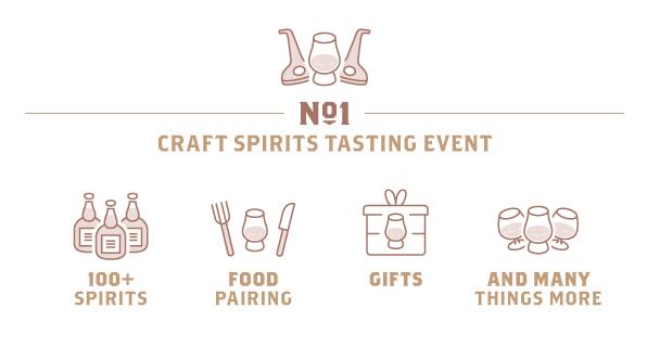 Craft Spirits Celebration 2018