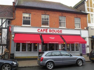 Cafe Rouge, Pinner