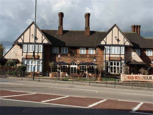 Travellers Rest, Beefeater, kenton
