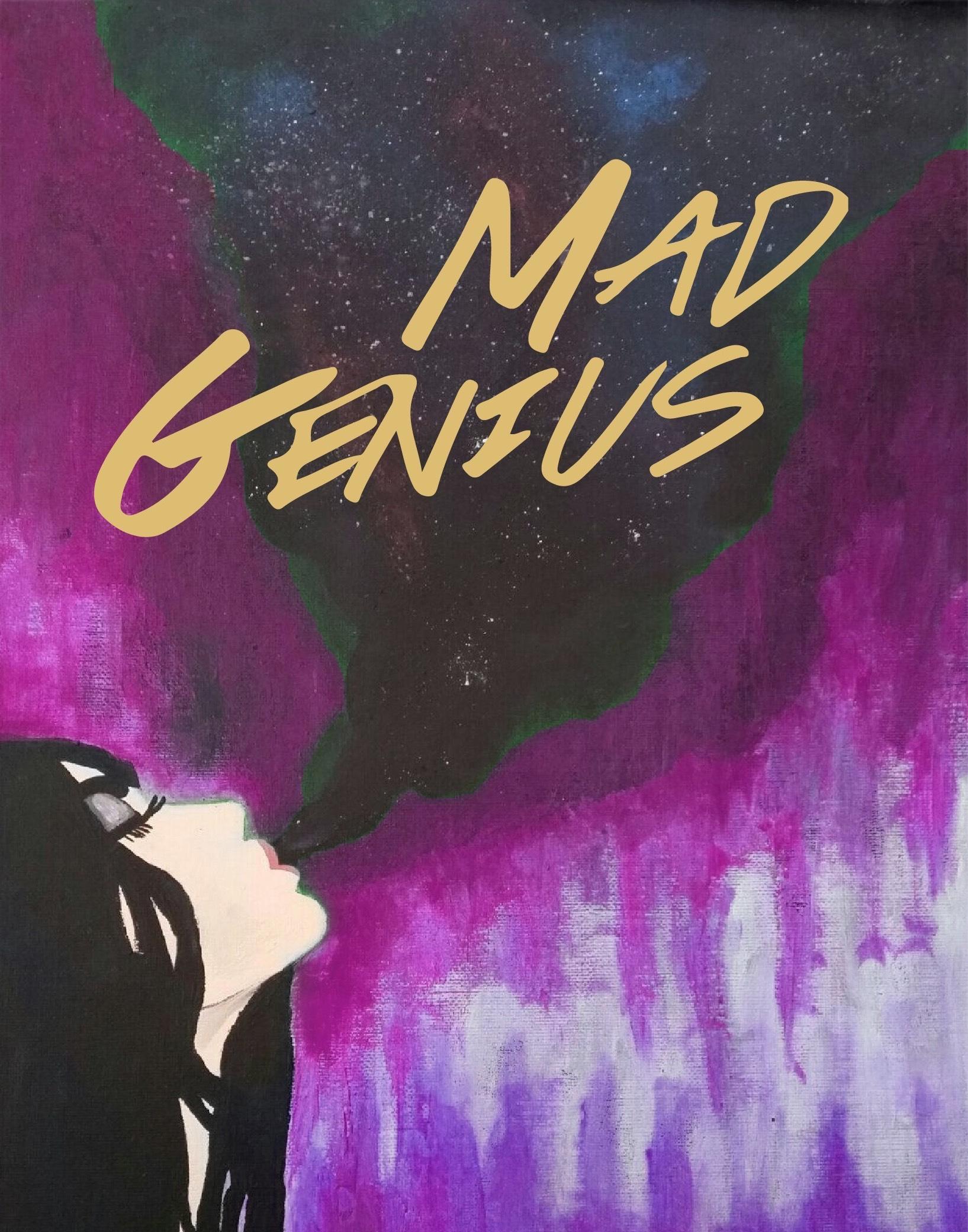 Mad Genius Painting